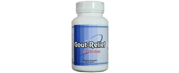 Gout Relief Product Review