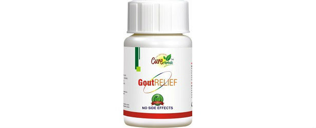 Cure Herbals Gout Relief Review