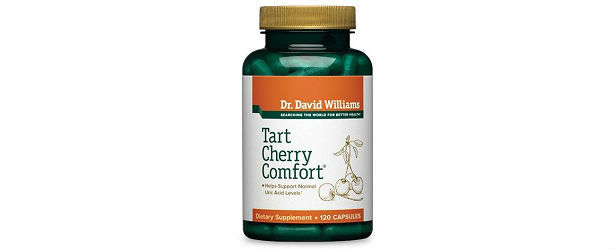 Dr. David Williams Tart Cherry Comfort Review