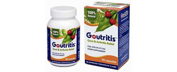 GOUTRITIS: Gout And Arthritis Relief Review