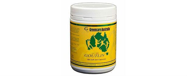 Goutlin- Gout Relief Supplements Review
