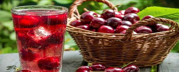 Healthy Gout Diet With Cherry Juice