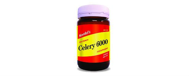 Kordel's Gout Relief Supplements Review