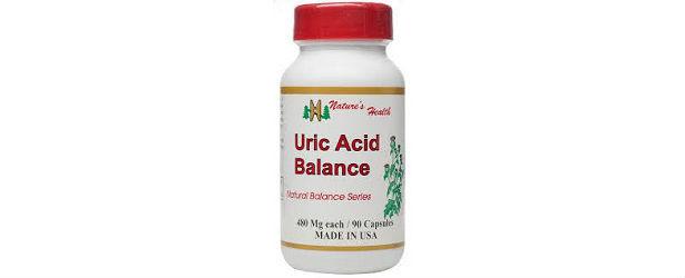 Nature's Health Uric Acid Balance Review