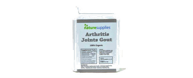 Naturesupplies Gout Relief Supplements Review