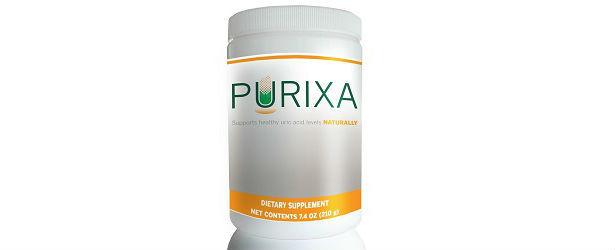 Purixa Gout Treatment Review