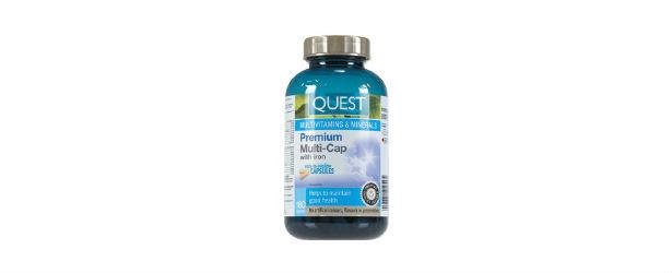 Quest Premium Multi-Cap With Ester-C Review