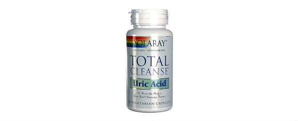 Solaray Total Cleanse Uric Acid Review
