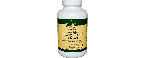 Terry Naturally Vitamins Cherry Fruit Review