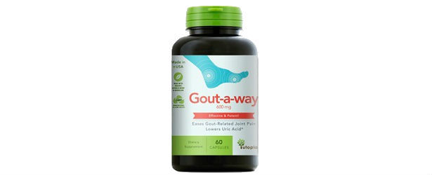 Utopia Nutrition Gout-A-Way Review